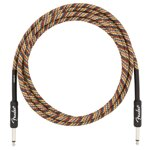 Fender Festival Series 18.6' Instrument Cable Rainbow