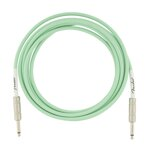 Fender Original Series Instrument Cable 4,5 m Surf Green