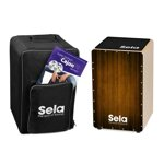 Sela SE 061 Varios Cajon Bundle Brown