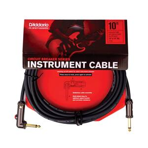 D'Addario Planet Waves PW-AGLRA-10 Instrument Cable