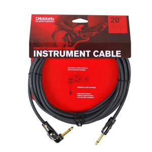 D'Addario Planet Waves PW-AGLRA-20 Instrument Cable