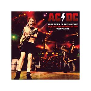 AC/DC Shot Down In The Big Easy Vol. 1 (2 LP)