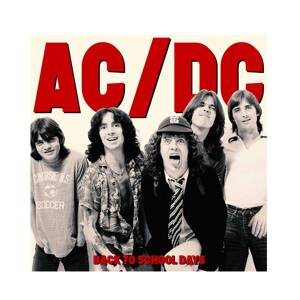 AC/DC Back To Scholl Days (2 LP)