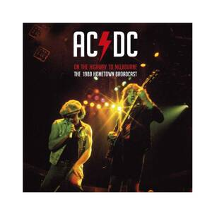 AC/DC On The Highway To Melbourne (2 LP)