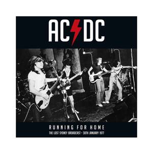 AC/DC Running For Home (YELLOW VINYL) (2 LP)
