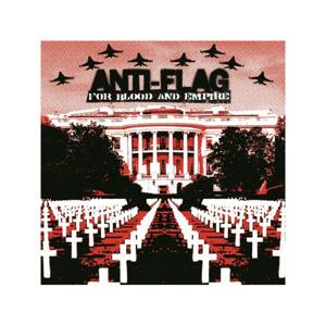 Anti-Flag For Blood And Empire (Coloured)