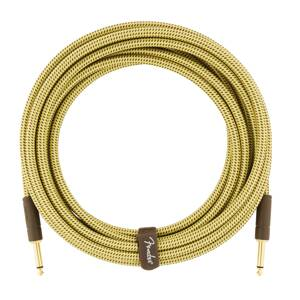 Fender Deluxe Series Instrument Cable 3m Tweed